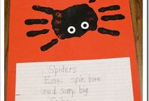 Halloween Crafts / by Kerry Ingersoll