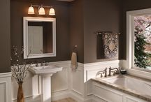•Girl's Bathroom Ideas• / by Kim Milburn