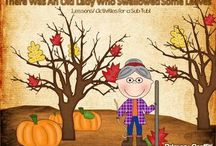 Autumn/Thanksgiving Classroom / by Ashley Caldwell Brown