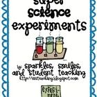 School  Science / by Briana Curry