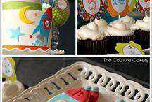 Birthday cakes and cakes / by Heidi Jennings