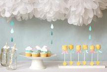 Baby Shower Ideas / by Erin M C