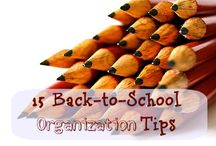 Back to School  / by Organization Direct | Home and Office Organization