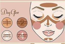 Makeup / by Kelsey Yeck