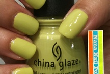 China Glaze / by Nana Nail Polish