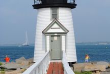 Lighthouses / by Rhonda Pearson