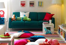 Babeski - Playroom Inspiration / Inspiring designs for a playroom! / by amy baranski