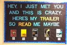 Bulletin Board/School Ideas / by Alysa Revell