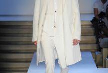 Designers [fashion] ~ men / by Rita Ribeiro