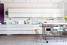 IKEA Kitchens / by Courtney @holdingcourtblog