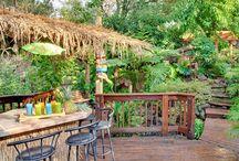 Outdoor & Garden Ideas / by Kim Diseker