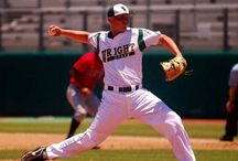 Baseball / Click the pictures to experience the WSU Baseball games all over again! / by Wright State Raiders
