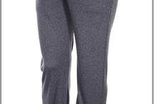 Pantalon de maternité tendance / Collection de pantalon grossesse adapté aux formes des femmes enceinte pendant la transformation de leur corps tout au long des neuf mois. / by Mode Grande taille
