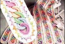 Crochet - Baby Blankets / by Brenda Tigano-Thomas Pacheco
