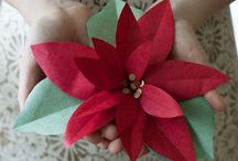 CHRISTMAS CRAFTS / by Mary-Elaine Harris