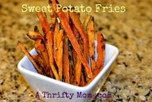 Veggies and Side Dishes ~ AThriftyMom.com / by A Thrifty Mom