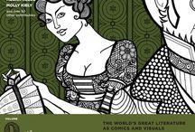2012 Notable graphic novels / by Novi Public Library