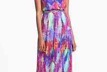 Maxi Dresses / by Fabulous After 40 - Deborah Boland