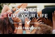 Project Live Your Life: San Francisco  / Last September, we took 16 Project Live Your Life winners to San Francisco for the adventure of a lifetime. Check out the newest members of Project Live Your Life on our Spring 2014 photo shoot and help make their dreams come true!   / by American Eagle Outfitters