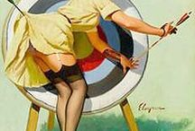 Pin 'Em Up Pretty ... / by Heather Harvey