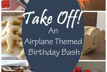Birthday Party -Planes / by Lisa B-W