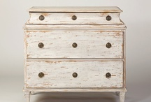 Painted Furniture / by lookslikewhite