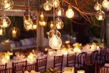 wedding reception / by Laura Clawson