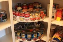 Pantry ideas / by Terri Ecker