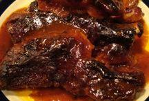 Meat / by nancy fleecs