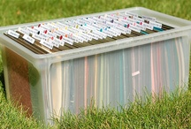 収納アイデア:storage&organization ideas / by kosoado::すてき生活アイデア帳
