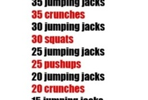 workouts / by Aprile Goehring