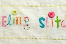Embroidery / by Pauline