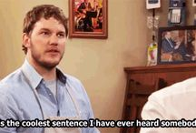 Andy Dwyer / by Warner P