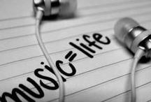 Music = life / by Jo Bradford