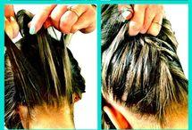 Hair ideas / by Molly Hoggard