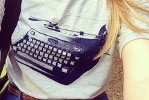 Write It, Wear It / Ways to show off your love of writing / by Rocky Mountain Fiction Writers