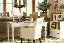 Home Office / by Linda Vann