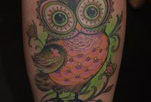 Tatuaje! / by Nathalie Suarez