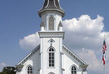Churches / by Mimie Ramos