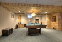 Game Room and Bar / by Coldwell Banker Peter Benninger Realty