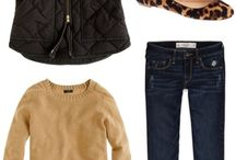 Cute outfits / by Julie Newman