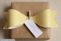DIY bows / by Michelle Jefferson