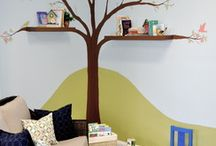 Kids Bedroom Paint Ideas / by Kids Bedroom Decorating Ideas