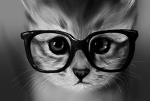 Animals w/Specs / by Misty Billheimer