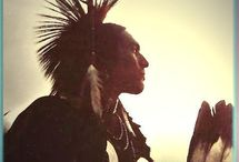 Native American Indians  / I have such a deep respect for Native American Indians.  I have been infatuated with them since I was very young...they are the one and only true american.  / by Melissa Hyatt