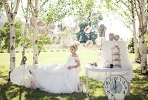 Unique Wedding Inspiration / These are unique ideas and touches you can add to your wedding  / by Love & Lavender