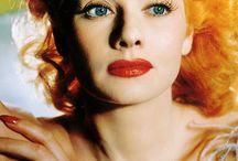 Lucille Ball  / I'm a huge fan of Lucille Ball! / by Mod†oas†