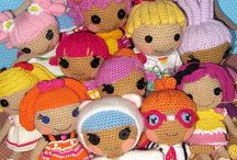 Go into lalaloopsy land!!! / by Sarah DeLucia