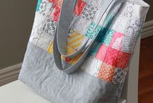 Bags/Purses / by Southern Fabric