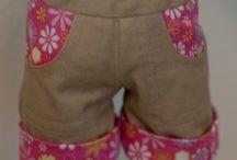 AG pants /jeans /capri /shorts /overalls / by carol corder
